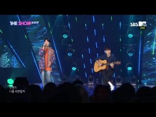 Ki seop jang i like you (feat. wel.c) @ the show 180918