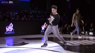 """Top 10 Set Of BBoy Icey Ives """"Represent Rock Force"""""""