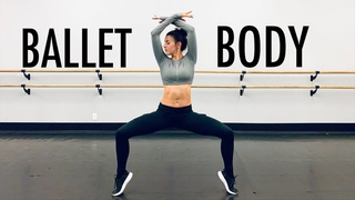 BALLET BODY SCULPT | Home Workout | No Jumping| No Equipment