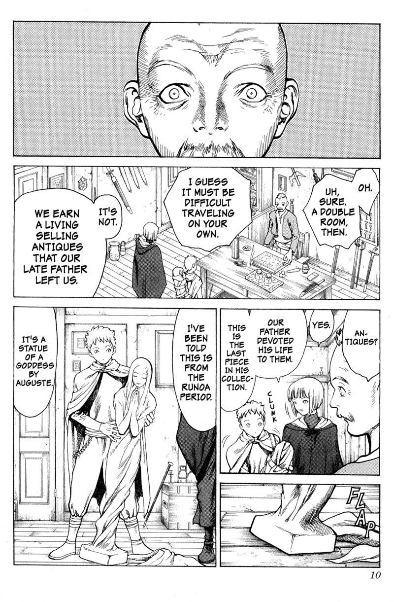 Claymore, Chapter 5, image #9