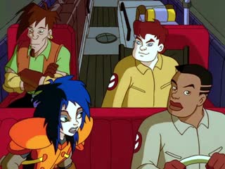 Extreme Ghostbusters 31-35