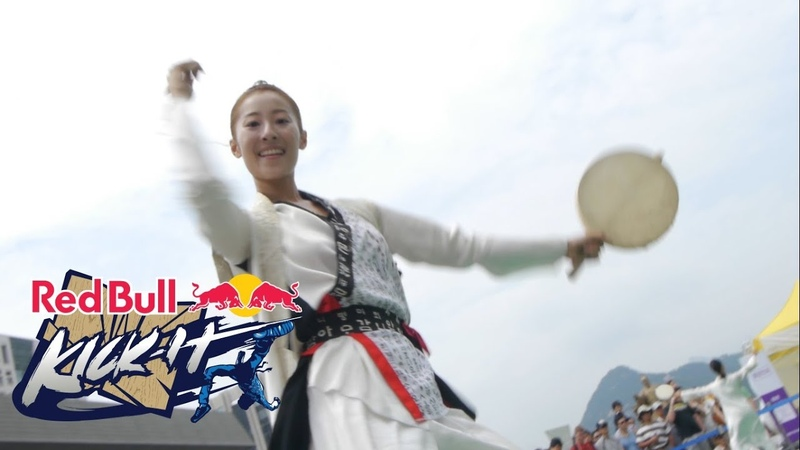Red Bull 'Kick It' Daily's 3 MA Tricking Extreme Taekwondo