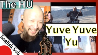 「The HU - Yuve Yuve Yu」JAPANESE Death Metal Fan React