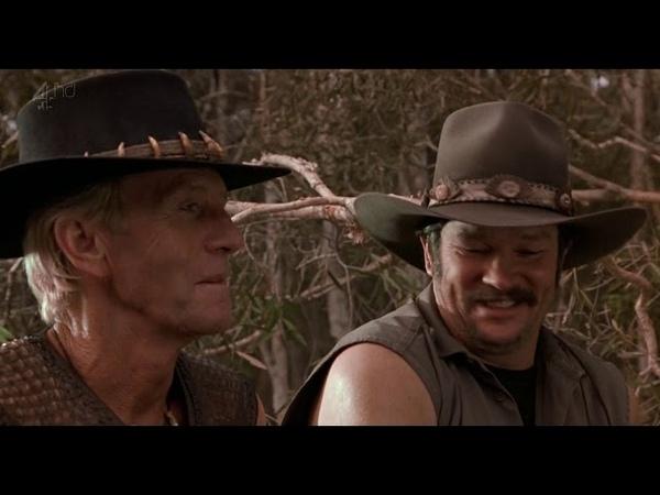 Крокодил Данди в Лос-Анджелесе Crocodile Dundee in Los Angeles (2001) HD 720 Дубляж