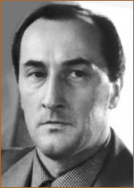 Из прошлого:  Борис Клюев.