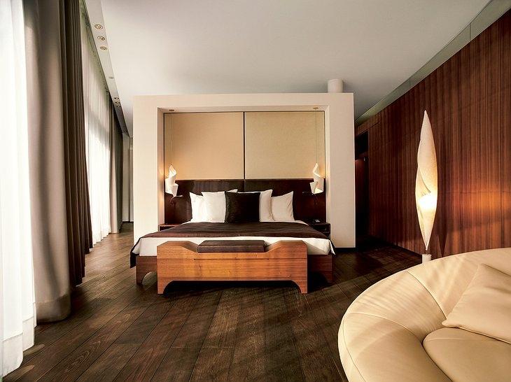 Лучшие отели мира от Soul Travel The Dolder Grand (Швейцария), изображение №3