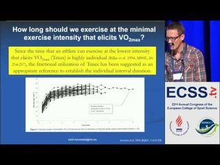 High Intensity Interval Training and Periodization - Prof. Rønnestad