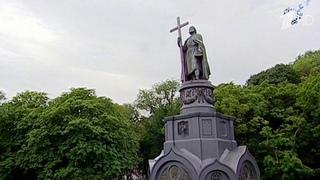 В Киеве пройдет крестный ход в честь Дня крещения Руси.