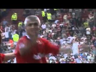 Fabrizio Ravanelli Boro v Liverpool fc