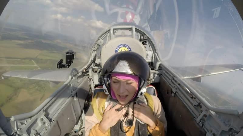 Петля Нестерова обычный высший пилотаж