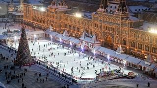 Пять причин остаться на новогодние праздники в Москве