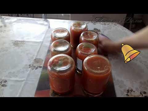Лечо из помидор и перца Рецепт старый делаю много лет