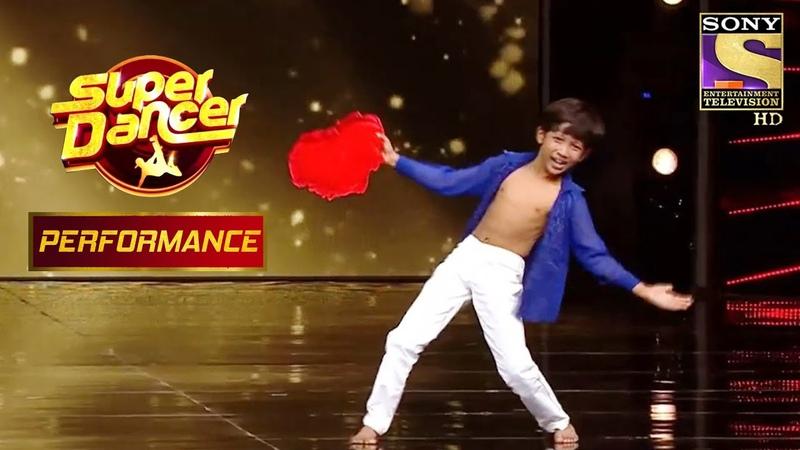Kunal के Ae Dil Hai Mushkil Performance ने किया सबको दीवाना Super Dancer Chapter 2
