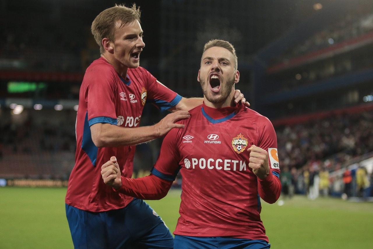 ПФК ЦСКА 2020