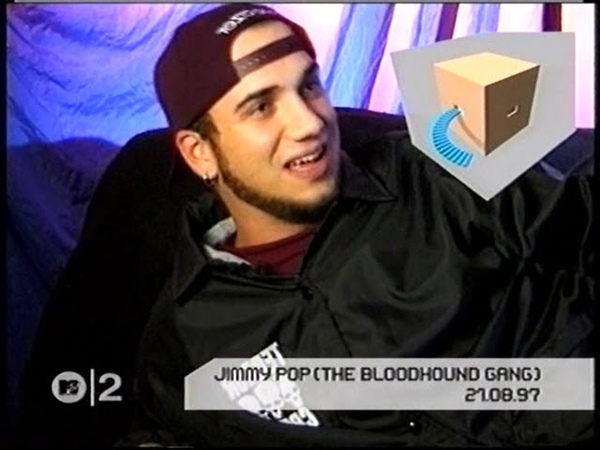 MTV2 Jimmy Pop 3