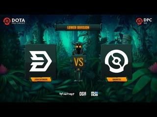 Latam Defenders vs BINOMISTAS, OGA DPC SA Season 2, bo3, game 1 [Lazar` & Maelstorm]