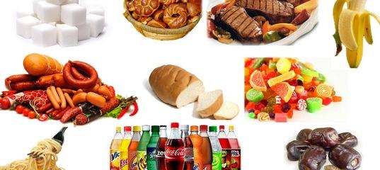 Стоп-продукты при сахарном диабете