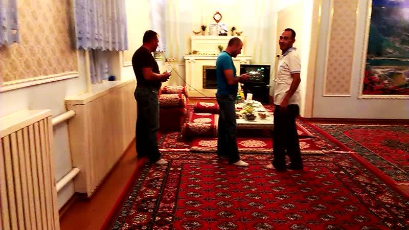 Туркмения Домик Яшеных родителей