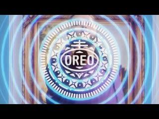 Отмечай оригинально с OREO 8 марта