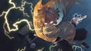 Jake Hill DIE A KING Zenitsu Agatsuma Demon Slayer Kimetsu no Yaiba Bass Boosted