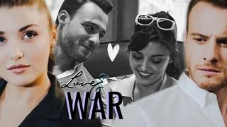 Eda + Serkan || All is fair in love and war (1x21 Trailers)