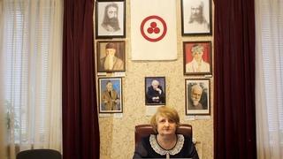Выступление Татьяны Надточий на Международном съезде РО   о  совещании в Украине
