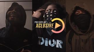 #Drillin Leon X Tiny X  - BK's Dead (Music Video)