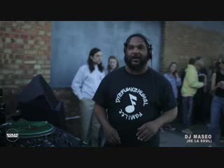 Deep house presents dj maseo (de la soul) boiler room london #liveset@deephouse_top