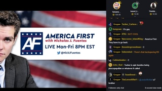 GOP SELLS OUT Conservatives to Big Tech | Nick Fuentes America First Ep. 651