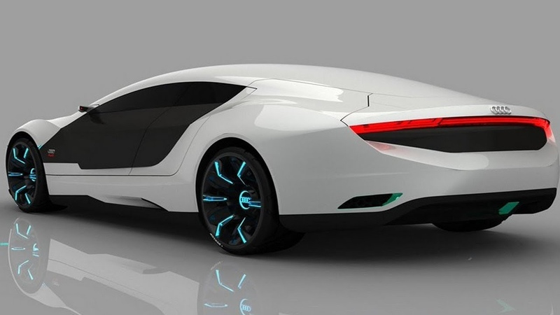ТОП 8 Автомобилей Будущего Фантастика или Реальность ЭТО ДОЛЖЕН ВИДЕТЬ КАЖДЫЙ