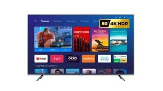 📺 TV Xiaomi ЖК телевизор Сяоми Mi TV 4S 50 LED Smart TV 🧠