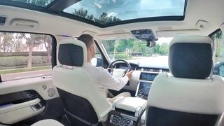2021 Land Rover Range Rover P400 HSE POV Ride (3D Audio)(ASMR)