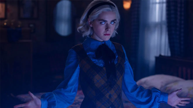 When will Chilling Adventures of Sabrina Season 5 be released?