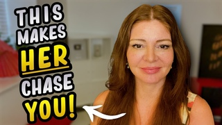 The Secret F Word That Makes Her Chase YOU! + 5 Flirting Examples (Dating Advice for Men) #Wingman