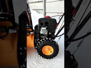 Обзор снегоуборщика Kettama Luxe KTA80-C