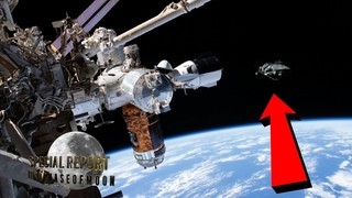 JUST Captured On The International Space Station ISS! 2021