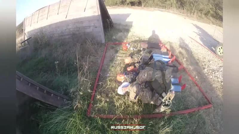 СОБР Специальные подразделения России СПР