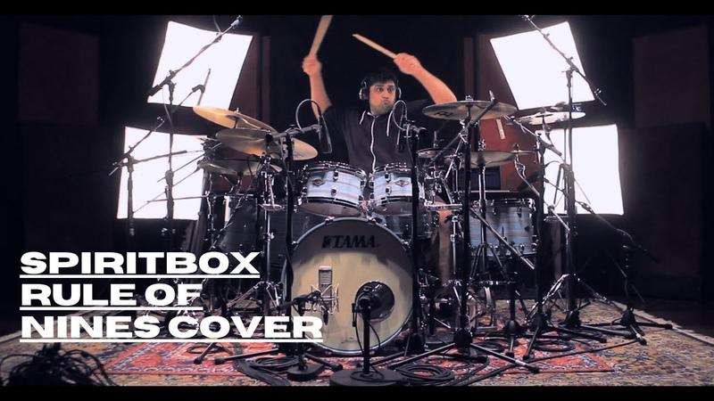 Anup Sastry Spiritbox Rule Of Nines Drum Cover