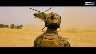 """Special forces in """"Barkhane"""". Спецназ в оперции """"Бархан""""."""