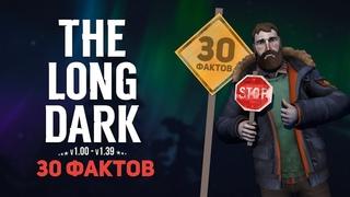 THE LONG DARK - 30 ФАКТОВ, МЕЛОЧЕЙ И СТРАННОСТЕЙ
