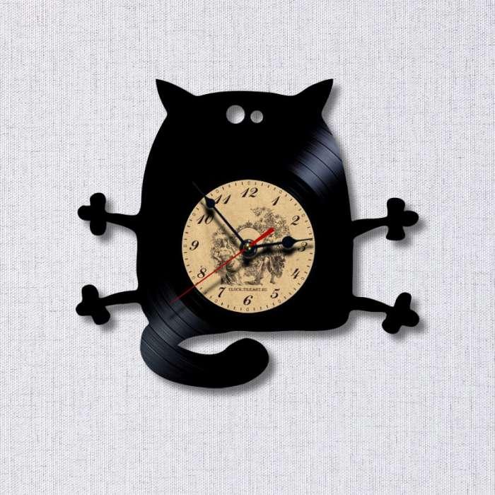 Эволюция изготовления часов и других изделий из виниловых пластинок, изображение №12