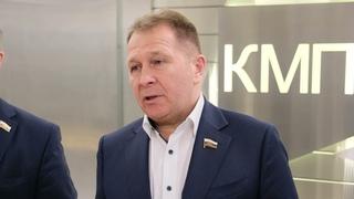 Депутаты Законодательного Собрания посетили завод «АВИТЕК»