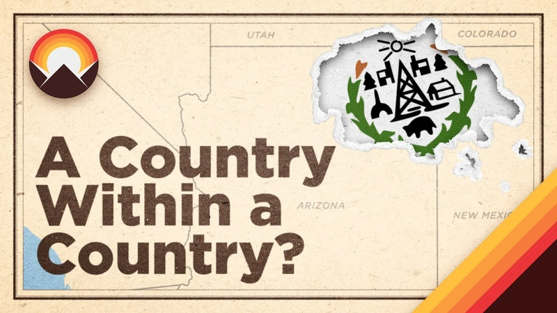 How the Navajo Nation Works A Country Within a Country