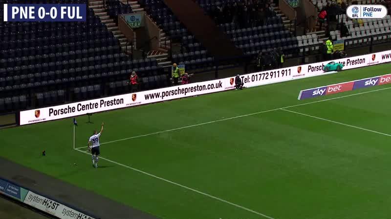 Highlights PNE 2 Fulham