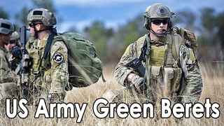 The Green Berets | US Army Special Forces Training