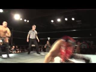 PWR. Rockstar Pro The Catalina Wrestling Mixer