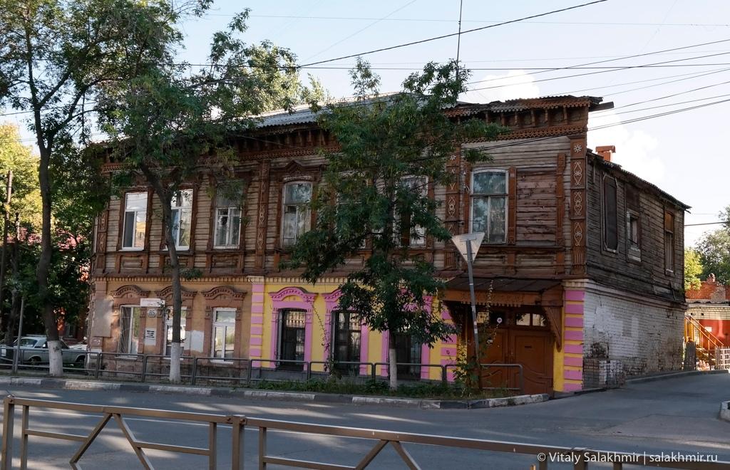 Дом Куйбышева в Самаре