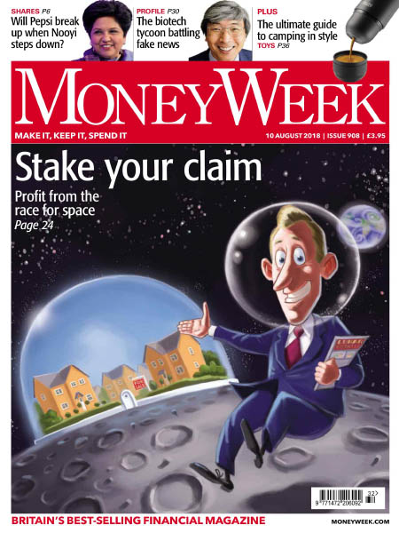 MoneyWeek - 10 August 2018