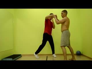 Основные удары в боксе. Видео урок 1