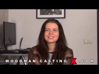 Woodman casting Marina Visconti  [ Russian, Fake Taxi, czech casting, Brazzers, Pornohub, incest, milf, nymphomaniac, Big Tits]